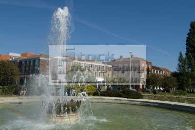 Fountain Welwyn Garden City