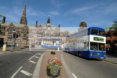 Buses Coventry