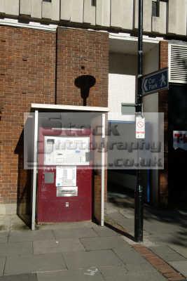 car park ticket machine motor cars automobiles transport transportation uk parking reading berkshire england english angleterre inghilterra inglaterra united kingdom british