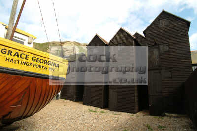 hastings net sheds british unusual buildings strange wierd uk fishing sussex home counties england english angleterre inghilterra inglaterra united kingdom