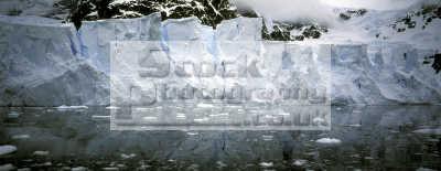 glacier antarctica polar natural history nature misc. south pole cold ice antarctican