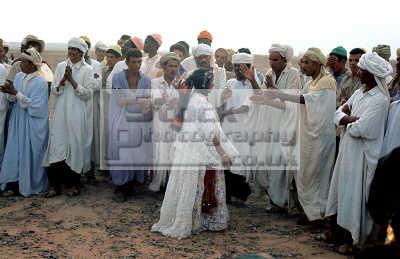 berber bride dancing guests wedding. desert morocco indiginous people african travel marriage ceremony maroc africa moroccan