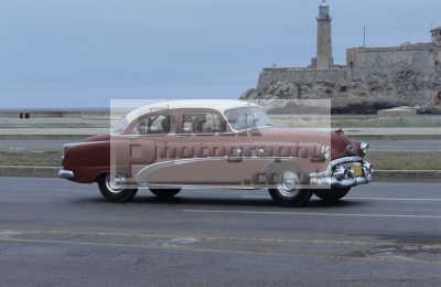 1950 american automobile car kept operational second hand japanese parts havana cuba. classic cars misc. cuba caribbean oceans cuban