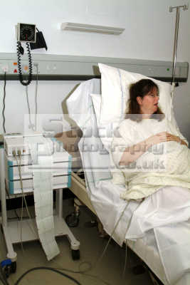 patient bed national health service medical nhs healthcare medicine science misc. hospital middlesex middx england english angleterre inghilterra inglaterra united kingdom british