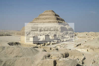 step pyramid king netjeryhet djoser zoser second dynasty 2650--2757 2650 2757 26502757 bc saqqara egypt. oldest important stone building world. african archeology archeological travel ancient history historical egypt egyptian