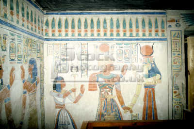 tomb prince amonhirkhopsef amunhirkhopshef valley tombs queens ancient thebes wadi al-biban al biban albiban al-harim al harim alharim luxor egypt african archeology archeological travel history historical egyptian