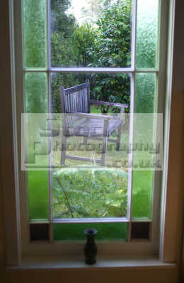 window view new zealand pacific travel bench green glass vase frame oceanic sea oceans kiwi