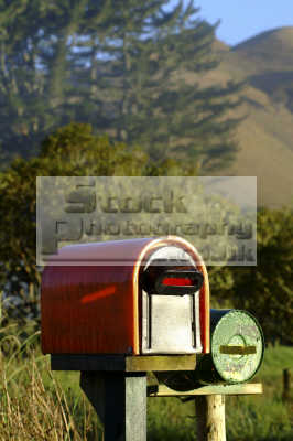mailbox new zealand pacific travel northland bay islands oceanic sea oceans kiwi