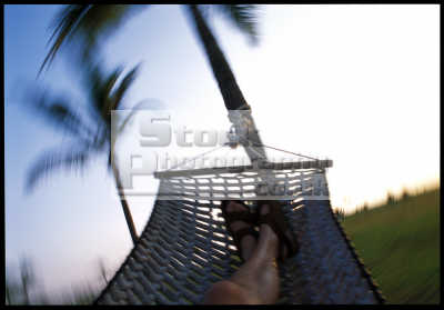 hammock indian asian travel swing relax holiday paradise feet movement blur india asia