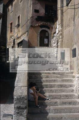 eza steps south france near nice cote azur french european travel la francia frankreich europe