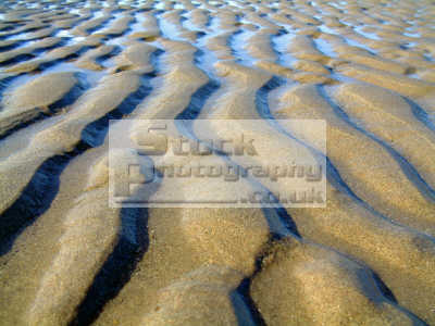sea wave formed sand patterns textures abstracts misc. ayrshire scotland scottish scotch scots escocia schottland united kingdom british
