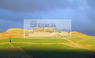sun sets west lighting east case bardennoch brae contrast provided bruised sky background moorland countryside rural environmental uk sunset sundown dusk evening eventide hill dumfries galloway dumfrieshire dumfriesshire scotland scottish scotch scots escocia schottland united kingdom british