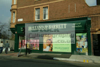 holland barrett health food shop retailers brands branding uk business commerce natural remedies kensington chelsea london cockney england english angleterre inghilterra inglaterra united kingdom british