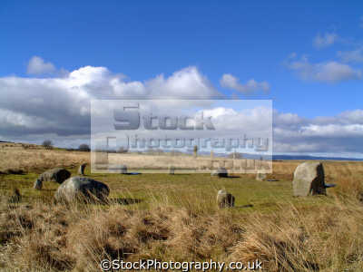 standing stone circle archeology archeological science misc. ayrshire scotland scottish scotch scots escocia schottland united kingdom british