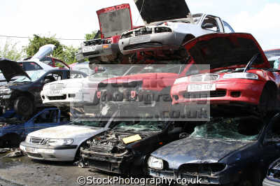 scrapyard scrap cars motoring driving motor automobiles transport transportation uk junkyard recycling junk yard middlesex middx england english angleterre inghilterra inglaterra united kingdom british
