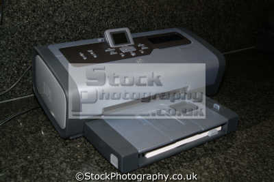 hewlett packard photosmart photo printer office business uk commerce west united kingdom british