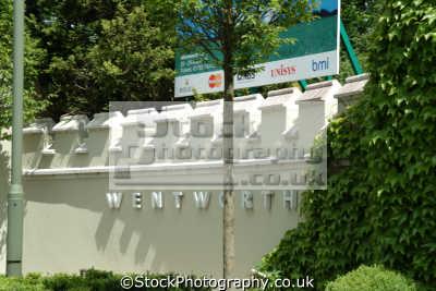 wentworth golf course london parks capital england english uk berkshire angleterre inghilterra inglaterra united kingdom british