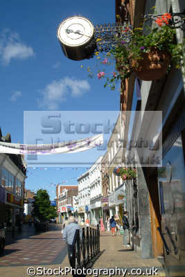 maidenhead high street south east towns southeast england english uk berkshire angleterre inghilterra inglaterra united kingdom british