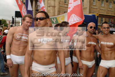 gay muscle men homosexuals queers poofs adult males masculine manlike manly manful virile mannish people persons body builders packs westminster london cockney england english angleterre inghilterra inglaterra united kingdom british
