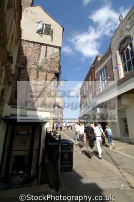 durham silver street north east england northeast english uk angleterre inghilterra inglaterra united kingdom british