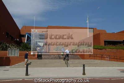 hartlepool civic centre uk centres government buildings british architecture architectural durham england english angleterre inghilterra inglaterra united kingdom