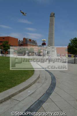 hartlepool war memorial town square uk memorials military militaries durham england english angleterre inghilterra inglaterra united kingdom british