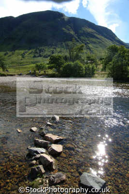 ben nevis stream mountains countryside rural environmental uk fort william highlands islands scotland scottish scotch scots escocia schottland great britain united kingdom british