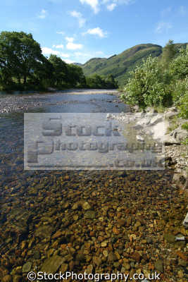 glen nevis clear mountain stream uk rivers waterways countryside rural environmental fort william highlands islands scotland scottish scotch scots escocia schottland great britain united kingdom british