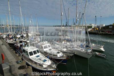 poole harbour visitor berths yachts yachting sailing sailboats boats marine misc. moorings dorset england english great britain united kingdom british