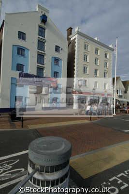 poole buildings quay seafront uk coastline coastal environmental dorset england english great britain united kingdom british