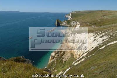 durdle door dorset uk coastline coastal environmental chalk cliffs natural beauty england english great britain united kingdom british