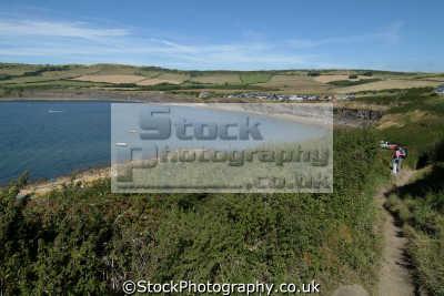 kimmeridge bay dorset uk coastline coastal environmental england english great britain united kingdom british
