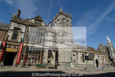 dorchester county museum uk museums british architecture architectural buildings dorset england english great britain united kingdom