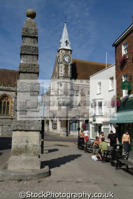dorchester town pump uk towns environmental dorset england english great britain united kingdom british