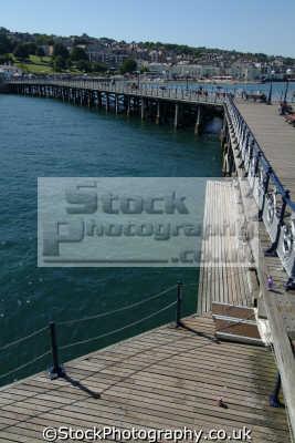 swanage pier piers uk coastline coastal environmental victorian purbeck dorset england english great britain united kingdom british