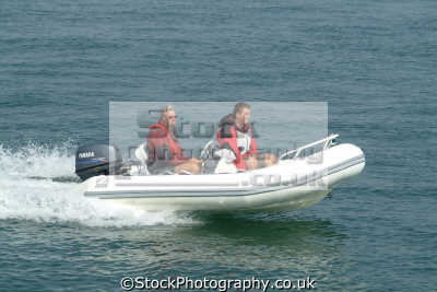 zodiac rib planing power boats motor yachts powerboats marine misc. rigid hulled inflatable isle wight england english great britain united kingdom british