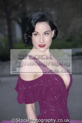 dita von teese burlesque dancer girlfriend marilyn manson dancers performers celebrities celebrity fame famous star people persons marylyn maralyn cleavage white caucasian portraits united kingdom british