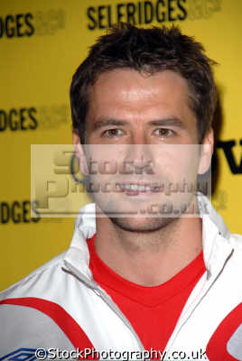 michael owen england striker footballers players soccer football sport sporting celebrities celebrity fame famous star people persons goalscorer white caucasian portraits united kingdom british