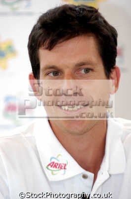 british tennis player tim henman players sport sporting celebrities celebrity fame famous star people persons tiger white caucasian portraits united kingdom