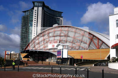 exhibition centre earls court london england. uk venues british architecture architectural buildings hammersmith fulham cockney england english great britain united kingdom
