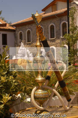 hookah fez hats bodrum turkey abstracts misc. smoking middle east turkish