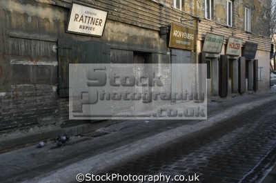 jewish quarter krakow polish european travel ghetto poland polska europe