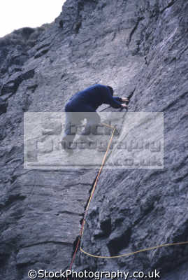 don whillans clogwyn du arddu north wales climbing climbers extreme sports adrenaline sporting uk welsh país gales great britain united kingdom british