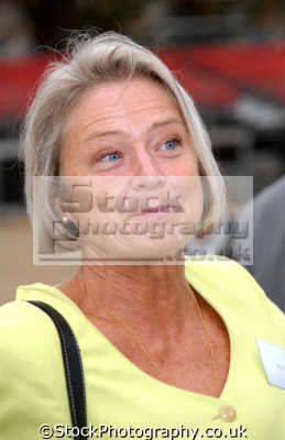 kate adie british tv news presenter journalists journalism celebrities celebrity fame famous star people persons portraits united kingdom