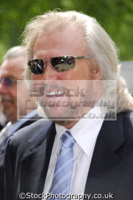 barry gibb bee gees male singers vocalist pop stars celebrities celebrity fame famous star people persons chart topping band portraits united kingdom british