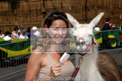 claire sweeney british actress started tv soap brookside actresses female thespian celebrities celebrity fame famous star people persons llama ice cream lollipop portraits united kingdom