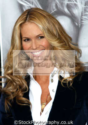 elle mcpherson supermodel. models supermodel modelling fashion celebrities celebrity fame famous star people persons glamourous portraits united kingdom british
