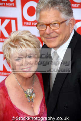 gloria hunniford british tv presenter presenters television celebrities celebrity fame famous star people persons portraits united kingdom
