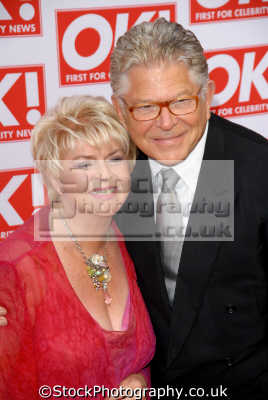 gloria hunniford british tv presenter presenters television celebrities celebrity fame famous star people persons portraits united kingdom