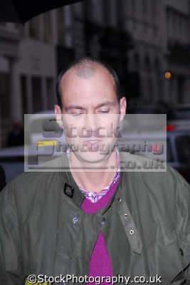 johnny vaughn radio dj tv presenter presenters television celebrities celebrity fame famous star people persons balding portraits united kingdom british